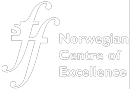 Logo for Norwegian Centres of Excellence (SFF)